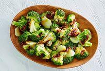 Veggie / groente gerechten