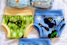 Cloth Diapers Sewing