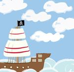 Pirate Party Pins / Munchkin has asked for a pirate party for her birthday in May, so I'm collecting ideas for decorations, cakes and treasure for party bags. Fortunately it's being held at her nursery, so I won't have to clear up all the mess afterwards :) / by Emily Hurt