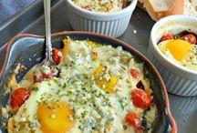 receitas com ovos (salgados)