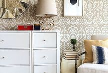 guest room / by Cristina Lacefield