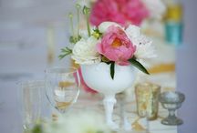 Vintage pinks and yellow Wedding / by Julie Middle Aisle