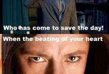 Doctor Whoness / For all glad feelings about Doctor Who