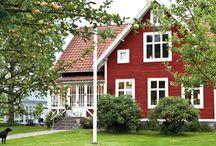 Fina hus, fasader & verandor