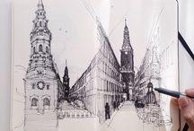 arh drawings