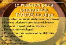 Beneficios de la Curcuma