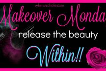 All Things Beauty / Makeup, Makeovers, Revamps and Glam