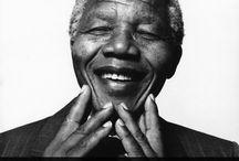My hero Nelson Mandela
