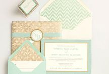 wedding Invitation idea/喜卡/喜帖/婚禮邀請卡