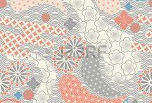Japanese style patterns