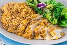 Cereal Crusted Chicken Recipe