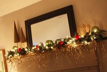 Christmas: Mantels & Steps / by Shannon Lam
