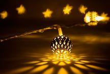 Guirlande lumineuse / Noël