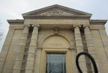 Musee  de l'orange exhibit Paris December 31