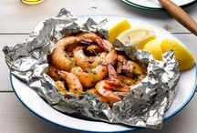 BBQ - Seafood - Recipes