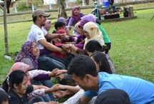 Games Outbound Malang All Stand Up / games outbound yang seru dan atraktif