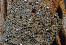 Bejeweled. Details  / mostly textiles