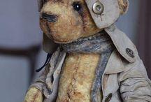 Teddy&ForestAnimalls