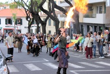 History in the streets 2013 / Historic Cortege in Funchal.