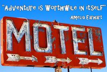 Road Trip & Travel Quotes / inspiring thoughts and quotes about Travel and Road Trips