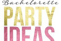 Ruth's bachelorette party ❤️ / Ideas