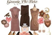Gamma Phi Beta LOVE! / by Meredith Britton
