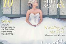 Wedding Media coverage / Wedding media I am featured in