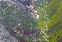 alpine and other roads
