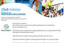 Ventajas Club Adeslas