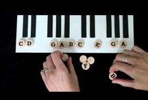 Teaching Piano / by Lisa Trusler