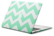 mint green laptop case