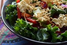 Salads and Sides / by Lori Mittan