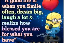 Minions / by Sandra's Blessings