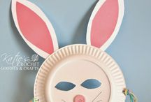 Easter Craft ideas / by Philippa Sherington