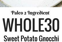 Whole30, Paleo, Keto and Gluten free