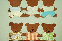 Preschool activities / by Tara Reed Huffman