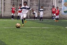 Sekolah Sepak Bola Pendekar / Stadion Mini Karang Tengah
