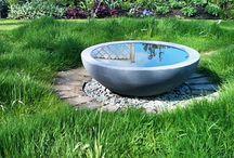 SJH Garden Mood Board / Ideas & inspiration for a family garden in Harrogate