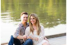 White Rock Lake Engagement Photos in Dallas, TX