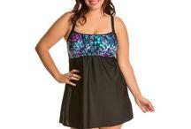 Delta Burke / Plus Sized Swimwear For Ladies.