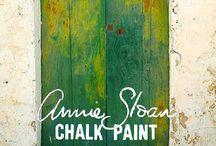 shalk paint