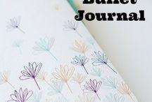 Bullet journal, ajankäyttö, suunnittelu