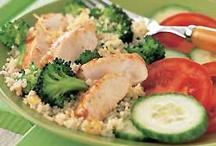 Healthy Meals and Treats / by Alyssa Stinehart