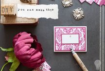 Red Wedding Ideas / Find wedding ideas for a red colour theme.