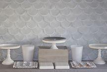 desert table layout