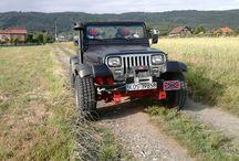 Jeep Wrangler custom