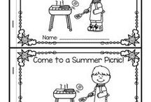 Picnic theme summer school