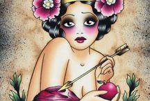 Beautiful art / tattoos