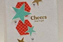 Stampin' Up! Congratulation Cards / Congratulate someone with a card using Stampin' Up! products.