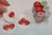 Copics - tutorial  / by Erin Remple